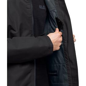Jack Wolfskin Chilly Morning Jacket Men black